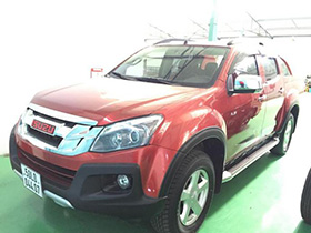 D-max LS TYPE X 4X4 AT